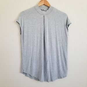 Urban Outfitters Grey Soft Tunic T Shirt S